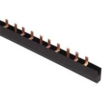 Шина соединительная IEK типа PIN (3Р, 100А, шаг 27мм, 1м)