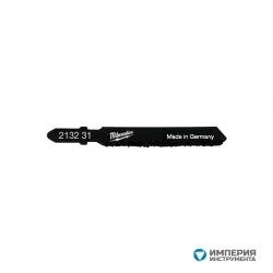 Полотно для резки абразивных материалов и чугуна Milwaukee JigBl Coarse Grit T 130 54 мм (1шт)
