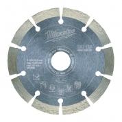 Алмазный диск Milwaukee DU 125 мм (1шт)