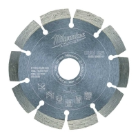 Алмазный диск Milwaukee DUH 125 мм (1шт)