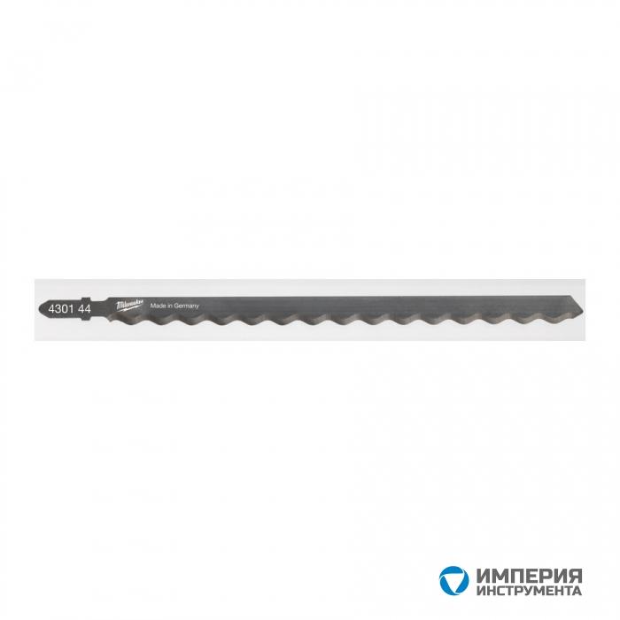 Полотно для резки изоляционный материал Milwaukee Wave Knife T313AW 155 мм (5шт)