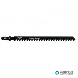 Полотно для резки стекловолокна Milwaukee JigBl T341HM 105 мм/ шаг зуба 4.2 мм (1шт)