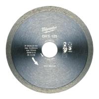 Алмазный диск Milwaukee DHTi 125 мм (1шт)