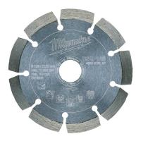 Алмазный диск Milwaukee DSU 125 мм (1шт)