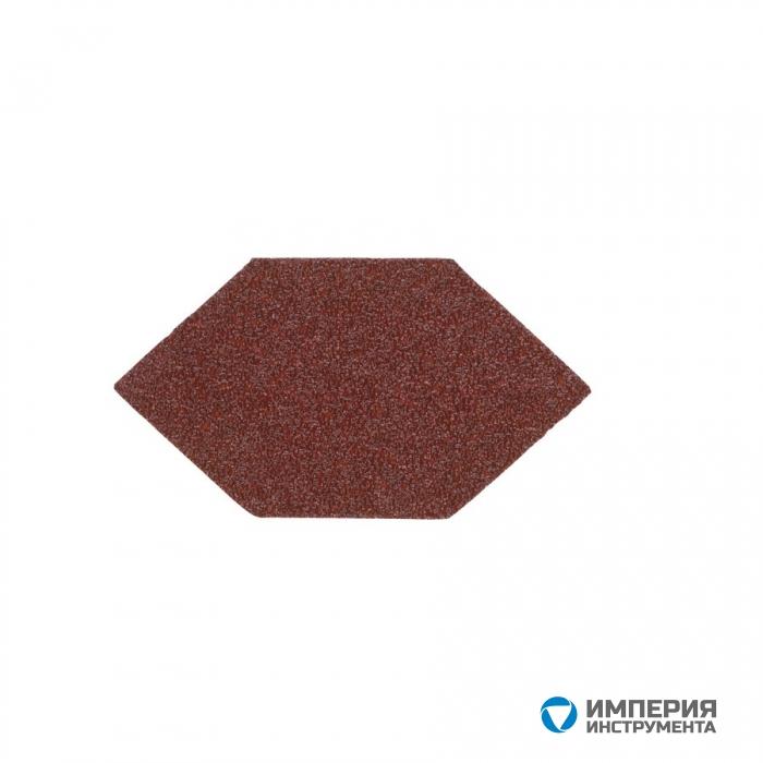 Шлифовальные листы Milwaukee 51 x 95 мм/ зерно 20 (5шт)