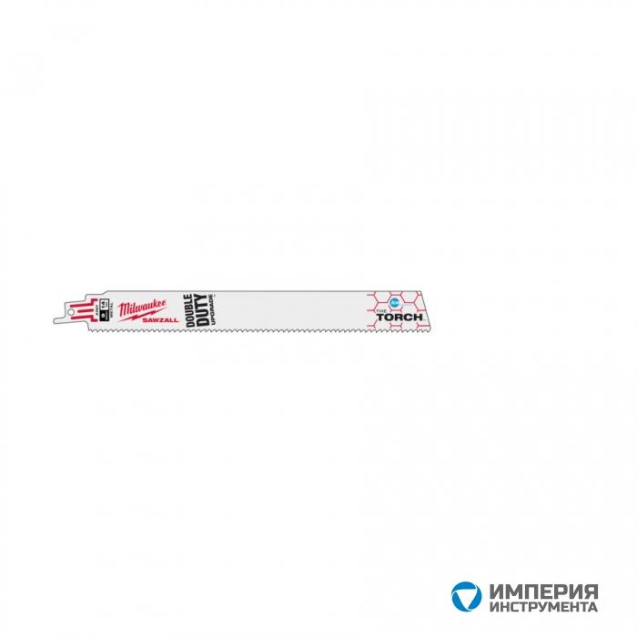 Полотно по металлу Milwaukee The Torch 230 x 14 мм/ шаг зуба 1.8 мм Ice Edge (5шт)