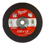 Отрезной диск по металлу Milwaukee SCS 41 / 230 x 1.9 x 22.2 мм (1шт)