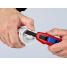 Нож универсальный KNIPEX CutiX KN-9010165BK