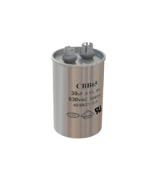 Конденсатор CBB60 30uF 630V