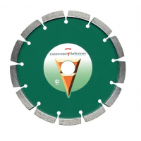 Отрезной алмазный круг Сплитстоун (1A1RSS 200x35x9,5x10x22,2x16 асфальт, бетон 40) сухая Standard