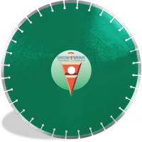 Отрезной алмазный круг Сплитстоун (1A1RSS 400x40x3x10x25,4+PHx24 асфальт 90) сухая Professional