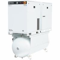 Безмасляный спиральный компрессор Remeza КС7-8(10)-500Т