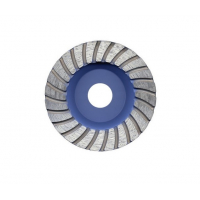 Алмазный шлифовальный круг Сплитстоун (125x5x22,2x10T бетон 18) сухая Standard