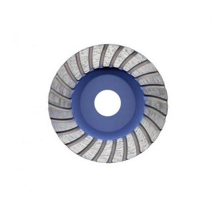 Алмазный шлифовальный круг Сплитстоун (125x5x22,2x10T (Самурай) бетон 100) сухая Professional