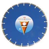 Отрезной алмазный круг Сплитстоун (1A1RSS 400x40x3,2x10x25,4x27 бетон 40) сухая Premium