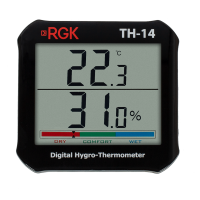 Цифровой термогигрометр RGK TH-14