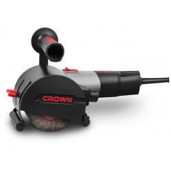 Щеточная шлифовальная машина Crown CT13551-110RSV