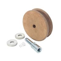 Профилированный съемный кожаный круг Record Power WG250-N
