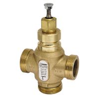 Клапан линейный 3-ходовый ESBE VLE132 (DN15,Kvs4.0,PN16,бронза ГВ-ЦОТ-КО-ТП-СО-ОХ-ВК)