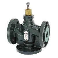 Клапан линейный 3-ходовый фланцевый ESBE VLA335 (DN50,Kvs38,PN16,ГВ-ЦОТ-КО-ТП-СО-ОХ-ВК)