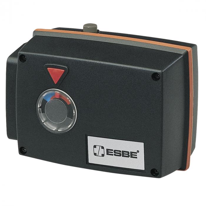 Электрический привод поворотный 3-точечный ESBE 95-2 (220В,15Нм,30-180°,120сек/90°,КО)