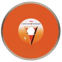 Отрезной алмазный круг Сплитстоун (1A1R 250x1,6x7x32 песчаник 10) мокрая Professional