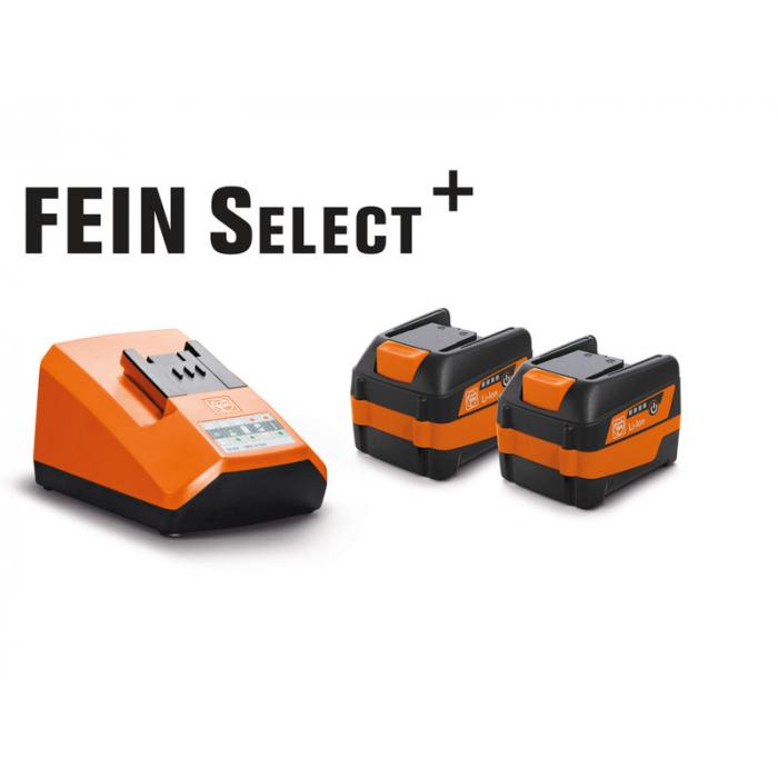 Базовый комплект аккумуляторов Fein 12 В, 6 А-ч