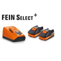 Базовый комплект аккумуляторов Fein 18 В, 3 А-ч