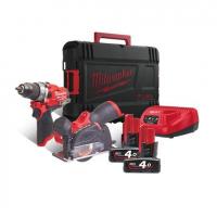 Набор инструментов Milwaukee M12 FUEL FPP2F-402X