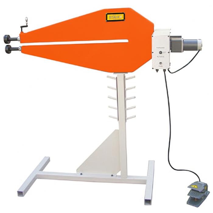Станок зиговочный (отбортовочный) электромеханический Stalex RM-36