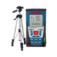 Лазерный дальномер Bosch GLM 250 VF + BT 150
