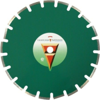 Отрезной алмазный круг Сплитстоун (1A1RSS 400x40x3,2x9,5+0,5x25,4x28 гранит 56) мокрая Premium