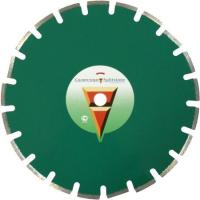 Отрезной алмазный круг ЗВПК Сплитстоун (1A1RSS 350x40x3,2x15x25,4x25 class3-4 гранит class3-4 60) мокрая Premium