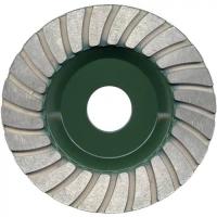 Алмазный шлифовальный круг Сплитстоун (125x5x22,2x20 гранит 100) сухая Professional