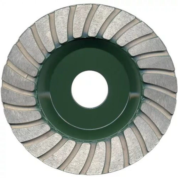 Алмазный шлифовальный круг Сплитстоун  (6A2S 100x20x6x22,2 №1 (315/250) #50 гранит 75) сухая Professional
