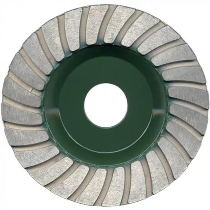 Алмазный шлифовальный круг Сплитстоун (6A2S 100x20x6x22,2 №2 (160/125) #100 гранит 75) сухая Professional