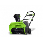 Снегоуборщик аккумуляторный G-MAX 40V GREENWORKS GD40ST