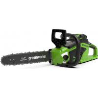 Пила цепная аккумуляторная G-MAX 40V GREENWORKS GD40CS18