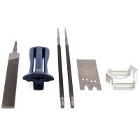"""Комплект для заточки цепи Husqvarna X-Cut SP21G, 0.325"""", Pixel mini, 1.1 мм"""