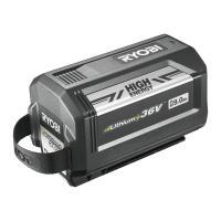 Аккумулятор 9.0 Ач Ryobi RY36B90A