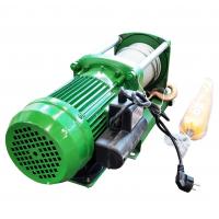 Лебедка электрическая KCD KCD400-A 400кг 100м