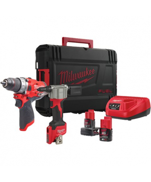 Набор инструментов Milwaukee M12 FPP2S-422X