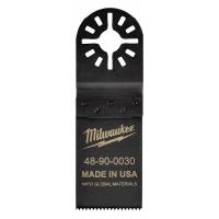 Полотно для мультитул Milwaukee 30 мм (1шт)