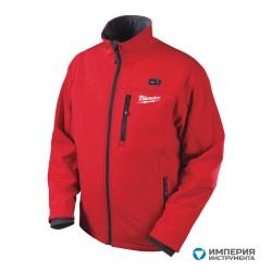 Куртка с электроподогревом Milwaukee M12 HJ RED-0 (XXXL)