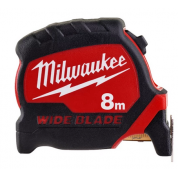 Рулетка Milwaukee с широким полотном 8м