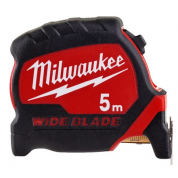 Рулетка Milwaukee с широким полотном 5м
