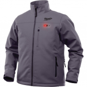 Куртка с электроподогревом Milwaukee M12 HJ GREY3-0 (M)