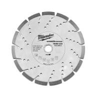 Алмазный диск Milwaukee HUDD 230 мм (1шт)