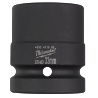 Головка Milwaukee ShW 1 33 мм ударная (1шт)