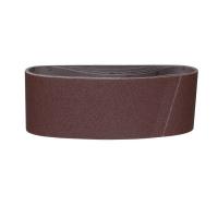Шлифовальная лента Milwaukee 100 x 610 мм/ зерно 80 (5шт)